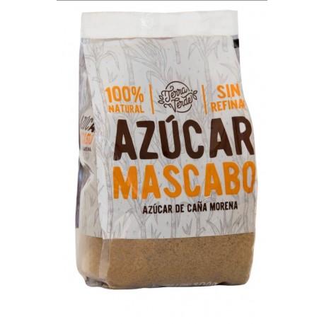 Azúcar Mascabo 500gr - Terra Verde