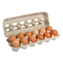 Huevos x 15 un