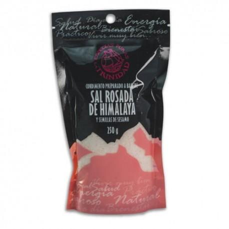 Sal rosada del Himalaya - 250 gr