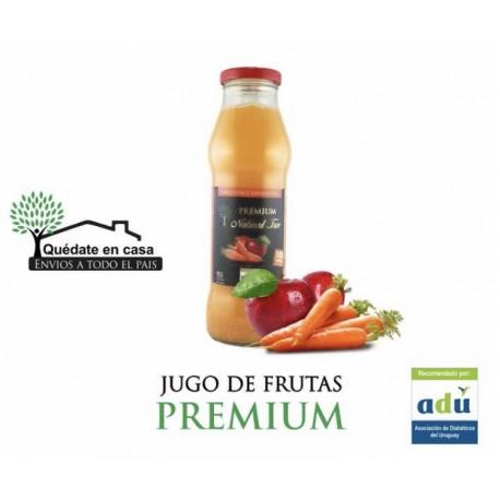 Jugo Puro de Zanahoria y Manzana sin Azúcar - 910 ml