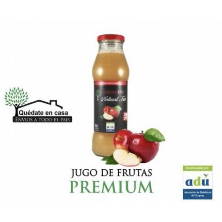 Jugo Puro de Guayabo y Manzana sin Azúcar - 910 ml