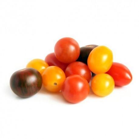 Mix tomate cherry orgánico - kg