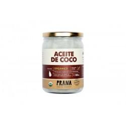 Aceite de Coco Orgánico 500ml - Prana