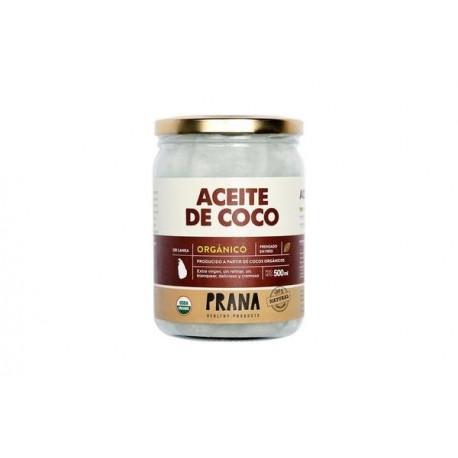 Aceite de Coco Organico 500ml - Prana
