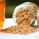 Granola 5 semillas c/ miel y pasas - kg