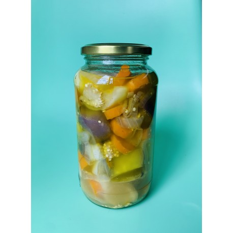 Berenjenas en Escabeche - 800ml