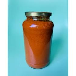 Salsa de Tomate ORGÁNICA Casera - 800 ml