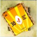 30 Huevos ORGANICOS FREE RANGE