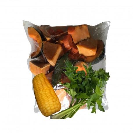 OFERTA! PACK Verduras cortadas para SOPA/CALDO
